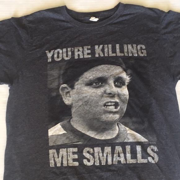 474aa3466907 bay island sportswear Shirts | The Sandlot Youre Killing Me Smalls ...